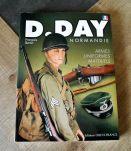 REVUE COLLECTION HISTOIRE D.DAY NORMANDIE - ARMES UNIFORMES