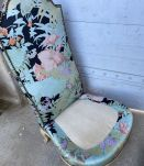 Paire de fauteuil nourrice