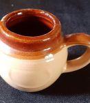 Service à liqueur en céramique