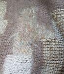 pull  en laine marron