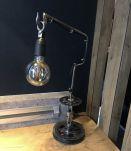 Lampe de table  industrielle