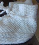 lot de 4 paires de chaussons en laine nouveau né