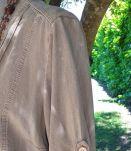 Elégante robe style rétro T. 40