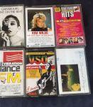 42 cassettes audio