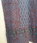 Robe longue style hippie