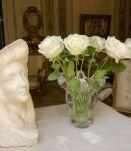 Vase en cristal par Daum