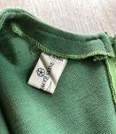 Robe vert amande vintage