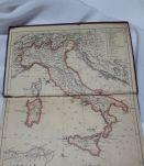 livre ancien 1916 PETITE GRAMMAIRE ITALIENNE MOTTI