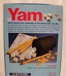 Coffret de jeu de société Yam années 60 neuf.