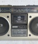 Ghetto blaster Hitachi Vintage 80's
