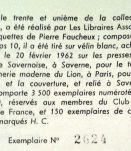 Histoire d'Angleterre, André Maurois, ex. numéroté