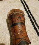 Tambourin vintage africain