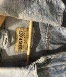 Veste vintage en jean  John F.Gee