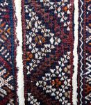 Tapis vintage Marocain Berber fait main, 1P41