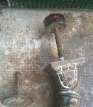 Main frappe-porte en bronze de qualité
