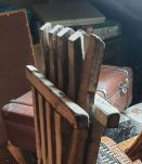 Chaises  pliante 1900