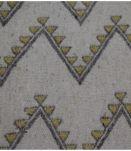 Tapis kilim fait main en laine couleur beige
