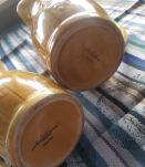 Ensemble de 2 cruches/carafes à vin  SARREGUEMINES Années 60