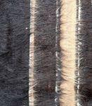 Tapis vintage Persan Angora fait main, 1P73