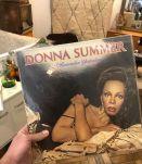 "Vinyle 33 Donna Summer "" I remember yesterday """