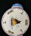 Saladier céramique d'Yvon Roy