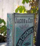 Ancienne boite en tole JACOBS and Co'l