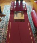 Table basse Bordeaux