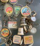 Porte-clés anciens Produits Laitiers