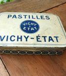 Boîte pastilles Vichy