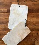 Planche à découper ancienne, en marbre G