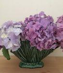 Vase Vintage, Poterie d'Art Britannique, Sylvac
