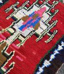 tapis berbere boucherouite 80x250 Cm