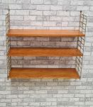 etagere bois  design  A.DEKKER   1950  a 60  TOMADO 70x7020