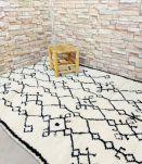 245x130cm tapis berbere marocain