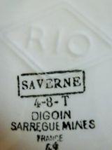 Cafetière Digoin Sarreguemines