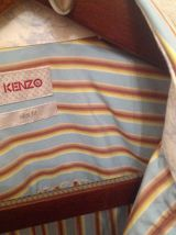 Chemise rayures bayadère Kenzo