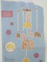 Mobile éléphants