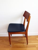 Chaise vintage scandinave 70's