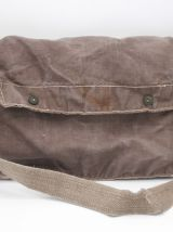 Sac ancienne besace militaire
