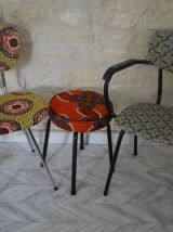 Chaise vintage wax
