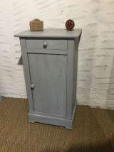 Chevet/meuble d'appoint ancien