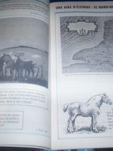 ouvrage sur le  cheval boulonnais