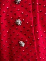 Robe autrichienne vintage 70's 80's
