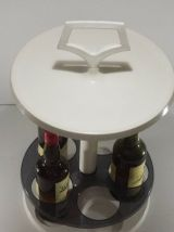 Table d'appoint mini bar