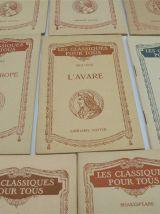 """8 x  """" les classiques pour tous"""""""