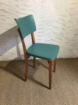 Chaise bistrot vintage Monobloc de Luterma
