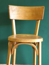Chaise bistrot signée BAUMANN