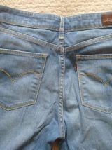 jeans levis bold curve classic 30 straight leg T38/40