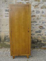 armoire vestiaire années 60 pieds compas