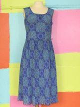 robe longue droite motif T40-42 ara ara